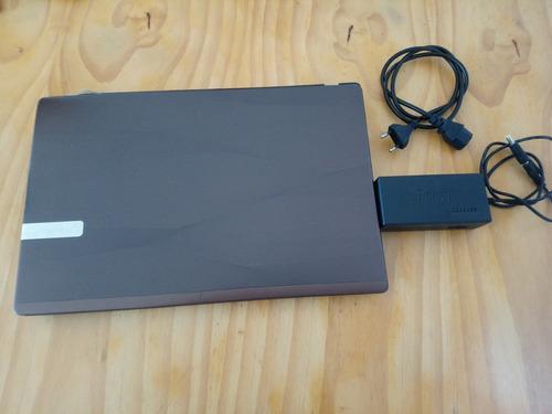 notebook gateway nv59c66u 250 gb ssd con detalles