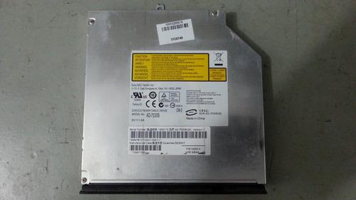 notebook gigabyte w466u - drive dvd rw