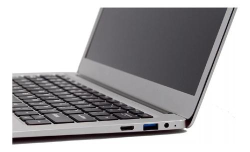 notebook happy intel celeron n3350 13 2gb 32gb prata windows 10