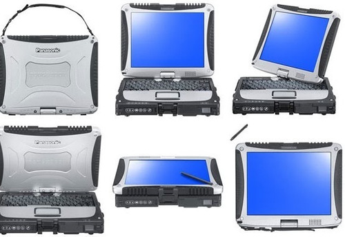 notebook heavy duty panasonic cf19 toughbook