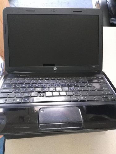 notebook hp 1000 - 1418la