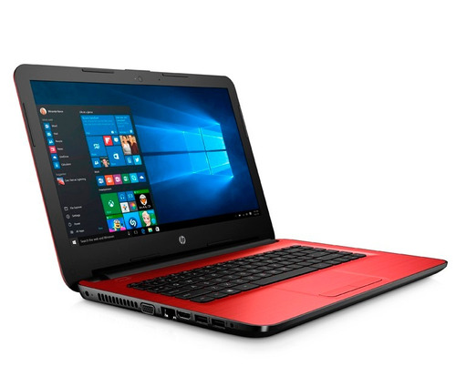 notebook hp 14-am016la i3-5005u 4gb 500gb w10 + mouse hp