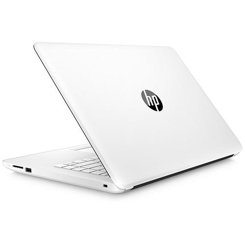 notebook hp 14-bs007la celeron 4gb 500gb windows 10 dm