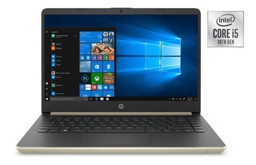 notebook hp 14 core i5 10ma gen 4gb 128gb ssd win10