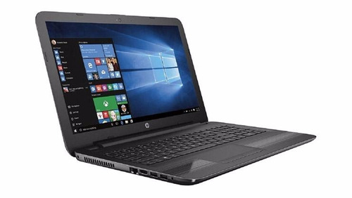 notebook hp 15 amd a6-2.0ghz 15.6 4gb 500gb dvd windows 10