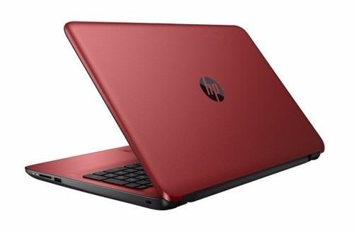 notebook hp 15-ay014la, intel celeron n3060 laptop sellada
