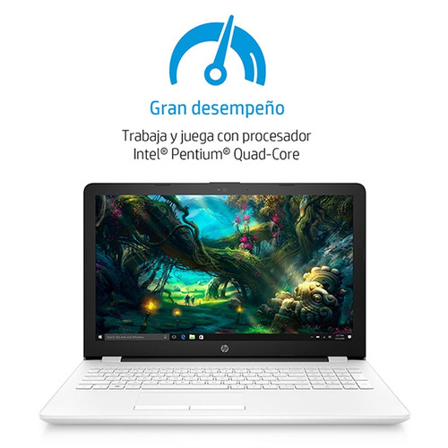 notebook hp 15-bs007la pentium 4gb 1tb windows 10 tienda hp