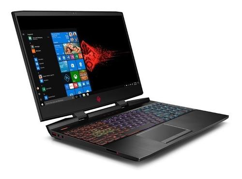 notebook hp 15-dc0003la gamer intel core i7 8gb ram 1tb w10