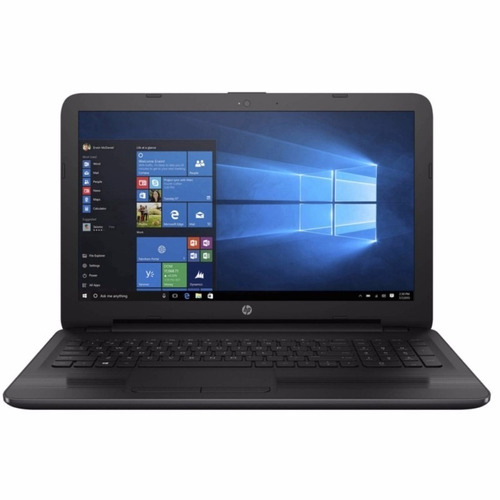 notebook hp 2.0ghz tela 15.6 4gb hd 500gb dvd windows 10