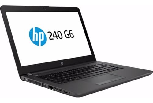 notebook hp 240 g6 1nw27la intel i5 7 ge 4gb 1tb dvd xellers