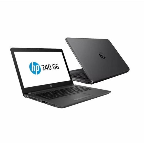 notebook hp 240 g6 celeron 4 gb ram 500 gb hdd