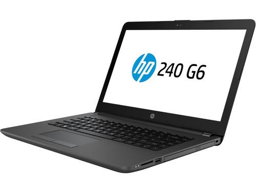 notebook hp 240 g6 i5 6200u 4gb ram  1tb usb wifi 14  1nw27l