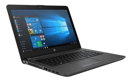 notebook hp 240 g6 i5-7200u 8gb ssd 256gb win 10 pro