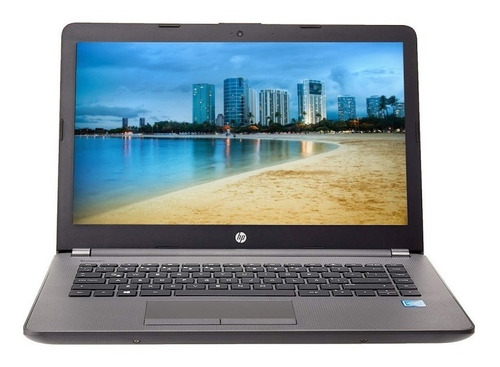 notebook  hp 240 g7 14 celeron 4gb 500gb hdmi