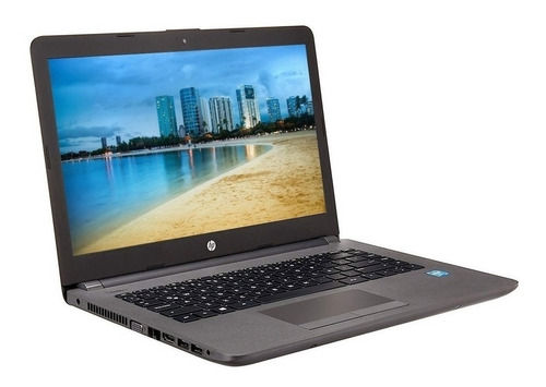 notebook hp 240 g7 led 14 intel n4000 4gb 500gb hdmi freedos