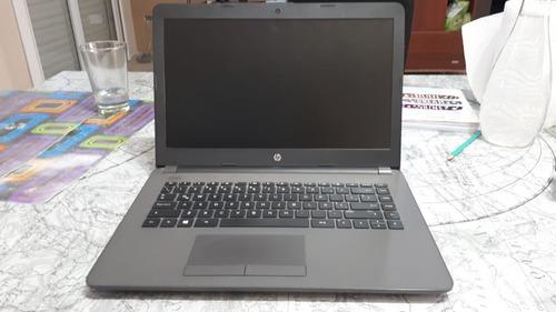notebook hp 245 g6 amd 9420 radeon r5 8gb 1tb casi nueva