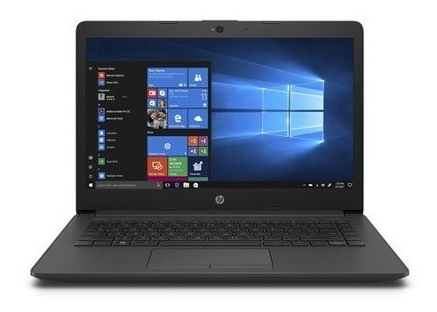 notebook hp 245 g7 14pulg amd a4-9125 8gb ssd240 windows10