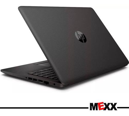 notebook hp 245 g7 dual core a4 9125 4gb 500gb win10 mexx 3