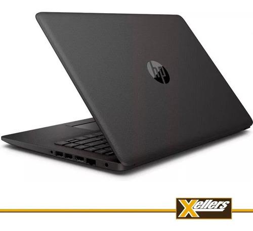 notebook hp 245 g7 dual core a4 9125 4gb 500gb win10 xellers