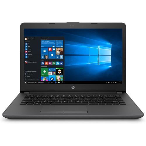 notebook hp 246 g6 i5 4gb500 +multifuncional hp deskjet 2676