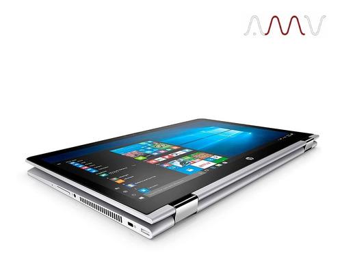 notebook hp 2en1 x360 15,6 i3-8130u 4gb 1tb+16gb optane amv