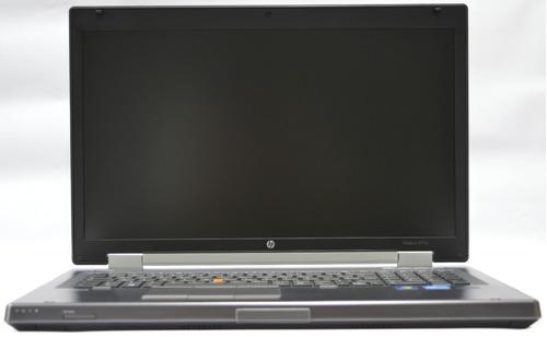 notebook hp 8760w i7 8gb ram 128gb ssd 2gb de video cad cam