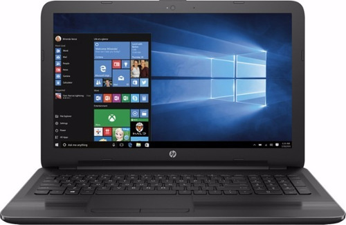 notebook hp amd a6 2.0ghz tela 15.6 mem 8gb 500gb windows 10