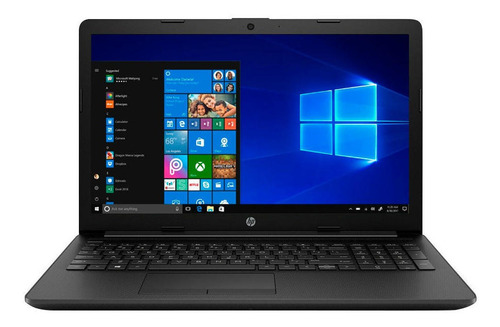 notebook hp amd a6 4gb ram 1tb win10 15,6