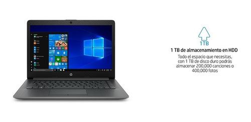 notebook hp amd ryzen 3 4gb 128ssd 14
