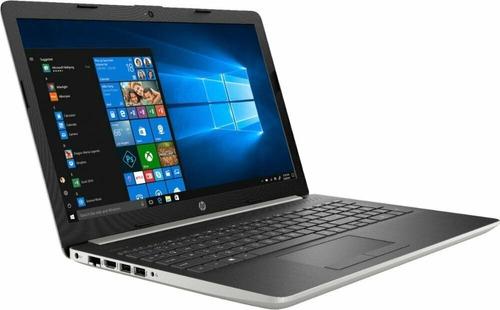 notebook hp amd ryzen 5 8gb 128gb ssd 15.6 hd touch radeon