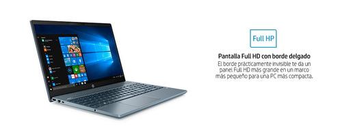 notebook hp amd ryzen 5 8gb 256ssd 15,6
