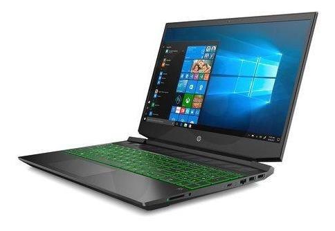 notebook hp amd ryzen 7 8gb 512gb ssd gtx 1650 15.6