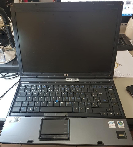 notebook hp compag 6910p