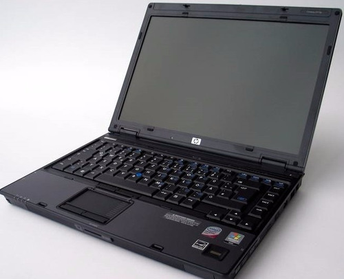notebook hp compaq 6510b   en desarme