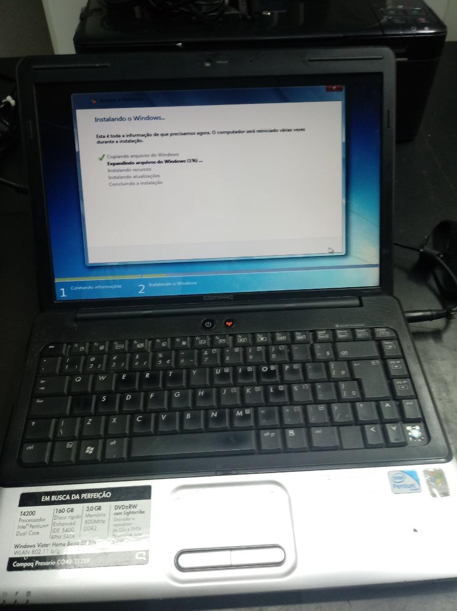 Compaq 320 Notebook Intel PRO WLAN Driver Windows