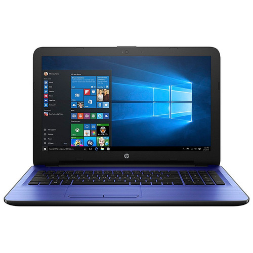 notebook hp core i3 17.3' 1tb 8gb win10 bt 12 pagos s/r loi