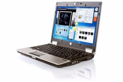 notebook hp elitebook 2540p core i7 4gb 80gb wifi garantia
