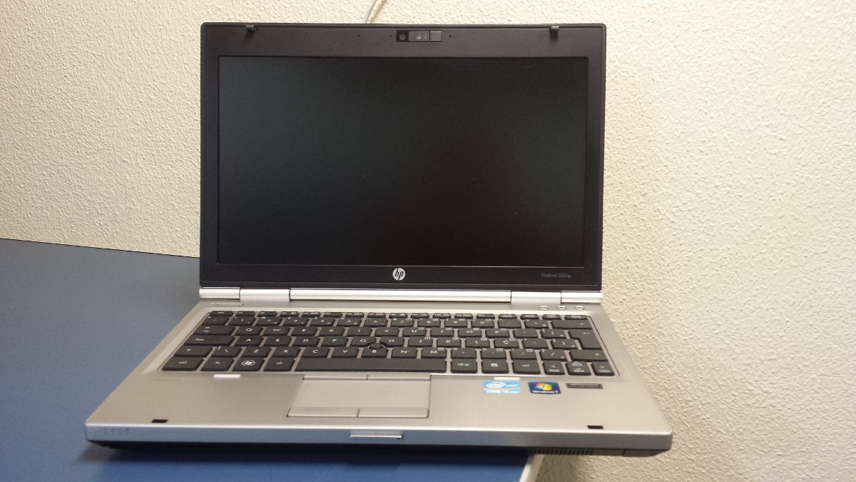 Notebook Hp Elitebook 2560p Intel Core I5 8gb Hd 320gb R I7 Carregando Zoom
