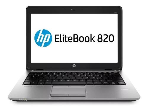 notebook hp elitebook 820 g3 y7c52lt core i5 4gb 500gb win10