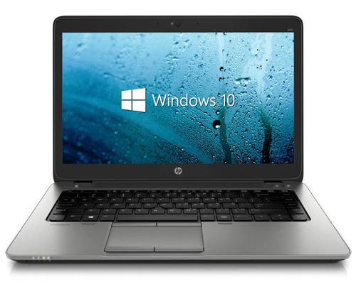 notebook hp elitebook 840 g1 i5 4ª 4gb 500gb 14'' seminovo!!