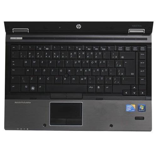 notebook hp elitebook 8440w i7 8gb 320gb