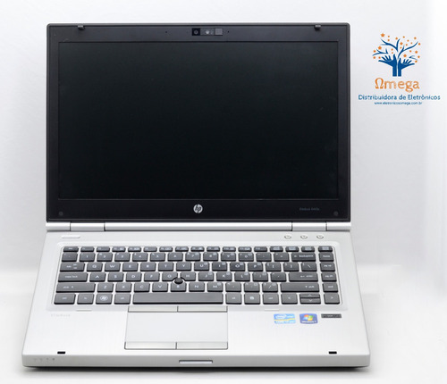 notebook hp elitebook 8460p - core i7 - 500gb hd 8gb ram