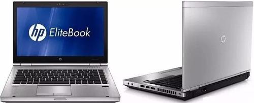 notebook hp elitebook 8470p, 14'', core i5, 4gb, hd 250 gb