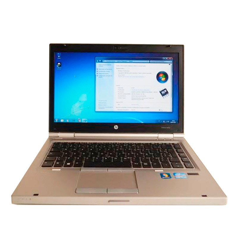 Notebook Hp Elitebook 8470p I5-3360m 8gb Ddr3 Ssd 120gb