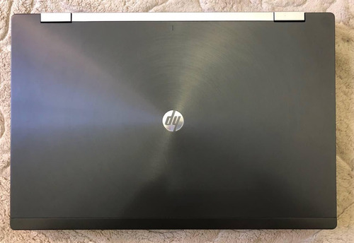 notebook hp elitebook 8560w mobile workstation - usado