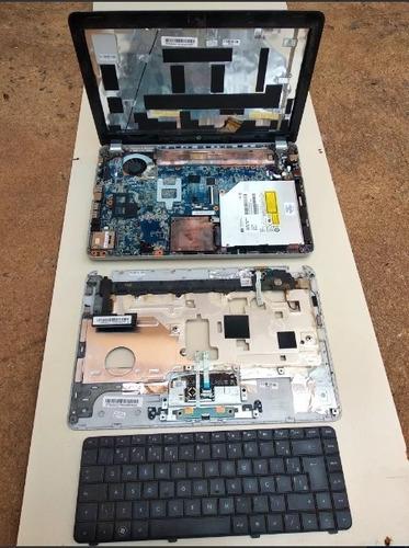 notebook hp g42 sucata