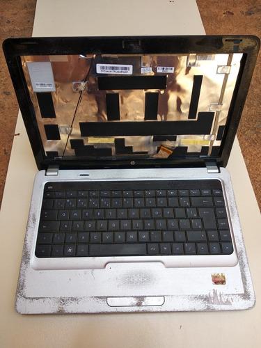 notebook hp g42 - sucata apenas para aproveitar peças