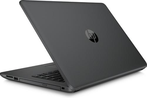 notebook hp g6 240 intel celeron 8gb 500gb usb bt hdmi led