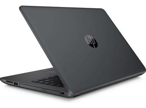 notebook  hp g6 4 gigas hd 500gigas  led 14 nuevas.     w10
