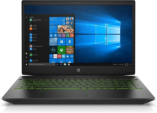 notebook hp gamer core i5 8gb ram 1tb gtx1050 15,6 fhd